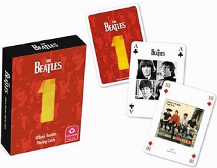 Beatles (The) - #1 (Playing Cards Pack)
